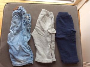 Boys pants size 6-12 months