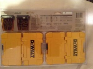 DEWALT DRILL ACCESSORY TOOLS West Island Greater Montréal image 1