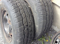 RIMS & TIRES !!!*** NEW LOW PRICE !!!*** OPEN TO OFFERS !!!