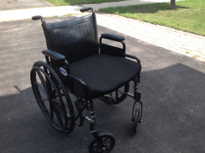 DRIVE MANUAL WHEEL CHAIR