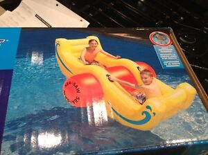 See Saw Inflatable Toy never used London Ontario image 2