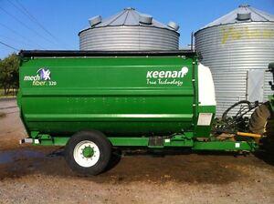 TMR mixer Keenan 320
