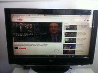LG tv 32 inch