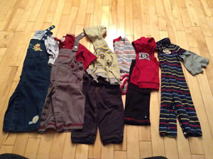 Boys 18 month outfits