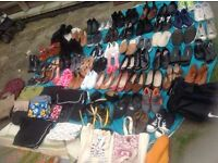 Joblot mixed shoes used 85 items £25