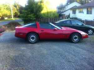 1984 Corvette for sale or trade