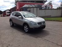 24/7 Trade sales NI Trade Prices for the public 2008 Nissan Qashqai 2.0 Tekna 2WD