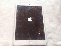 Apple Ipad mini 1 screen damage and locked £25