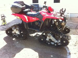 2014 Suzuki King Quad 500