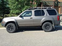 2003 Nissan Xterra SUV, 4x4 reduced $5500
