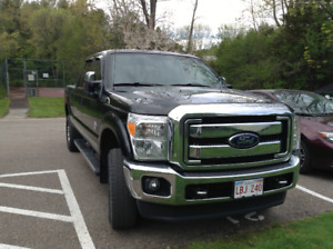 F-350 2013 super duty  power stroke bas kilometrage