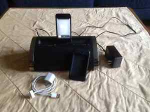 iPod 4, iHome, Griffin case