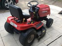 Yard Machines lawn tractor