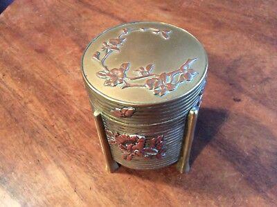 Japanese Brass Armour Box Model C1900