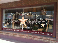 Have you visited The Primitive Lane yet?