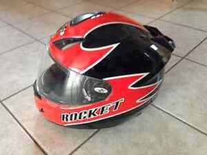 Joe Rocket Helmet, Size Small