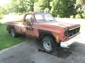1973 chevy parts truck for sale/trade