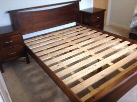 Beautifully Made Australian Queen size bed