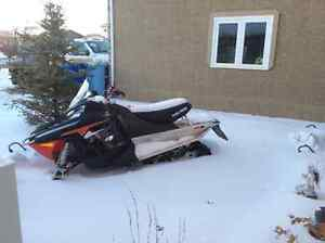 Polaris Indy SP Sleds and trailer for Sale