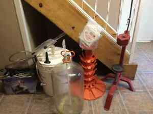 Do it yourself complete wine making kit