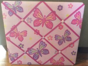 Girl's Bedroom Decor, Purses & other items