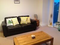 Short Term Let - Stylish modern 3 bedroom flat with parking & lift (226)