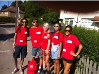Fun in the Sun**9.75 to £13ph**Charity Street Fundraising*Immediate Start*Full Or Part-Time (ST)***