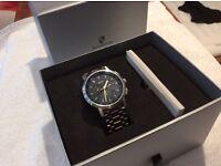 Porsche 911 chronograph watch