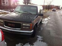 1998 GMC Sierra truck for sale