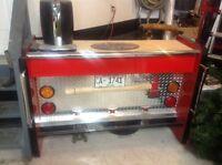 Custom Firefighter Bar