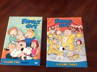 Family guy seasons