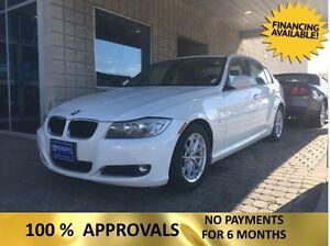 2011 BMW 323 i          $0 DOWN FINANCING !