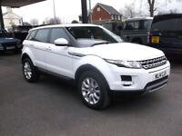 2014 (14) Land Rover Range Rover Evoque 2.2SD4 ( 190bhp ) 4WD 2014MY Pure TECH