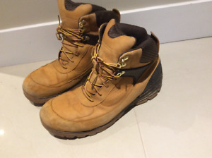 Men's Timberland and sneakers size 10.5 to 13