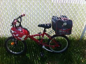 """Vélo pour enfant 16"""" Kids bicycle 16"""""""