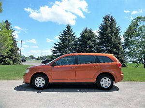 2011 Dodge Journey SE- 7 Passenger & Just 124K!!  4 NEW TIRES