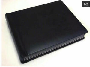 8x10 Blacks Photography Self Adhesive photobooks