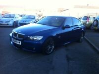 2007 MODEL BMW 325i M SPORT PRIVATE PLATE INC *SALE*