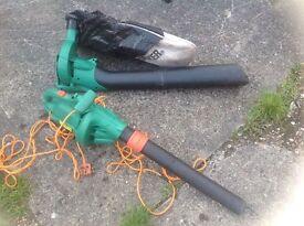 BLACK+DECKER GW250 Blower Vacuum 1600w need repair £10