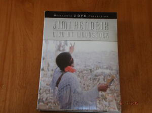 JIMI HENDRIX...DVD'S & CD'S Kitchener / Waterloo Kitchener Area image 8