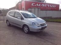 24/7 Trade sales NI Trade prices for the public 2009 Chevrolet Tacuma 1.6 SX motd January 18