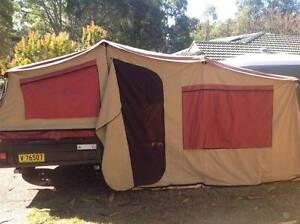 Semi Offroad Camper Trailer Bolton Point Lake Macquarie Area Preview