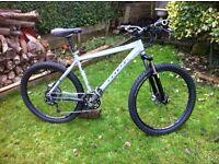 "Genesis mountain bike 19"" Aluminium XC jump .. Bargain £130 !!"