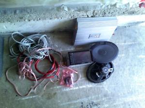 Car Audio Setup