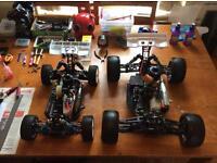 Nitro Fix RC car repairs and spares NI
