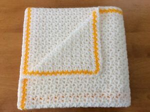 """Handmade Baby Blankets, 32"""" or 34"""" square"""
