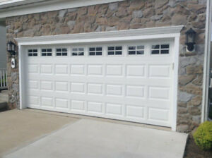 Limited offer!! R16 16x7 Garage Doors+Window+Install 6476381588