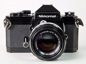 Purchasing - Film Cameras & Lenses