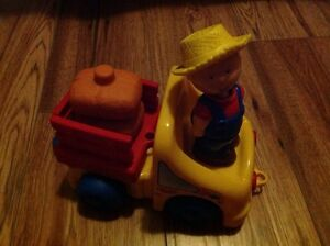 Caillou's Tractor