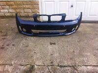 BMW 1series M Sport LCI coupe /convertible Front bumper 2008-2009-2010-2011-2012-